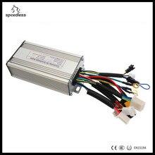 9 мес 24 В/36 В/48 В Max 25A синусоида контроллера/двигатель постоянного тока/Электрический велосипед контроллер