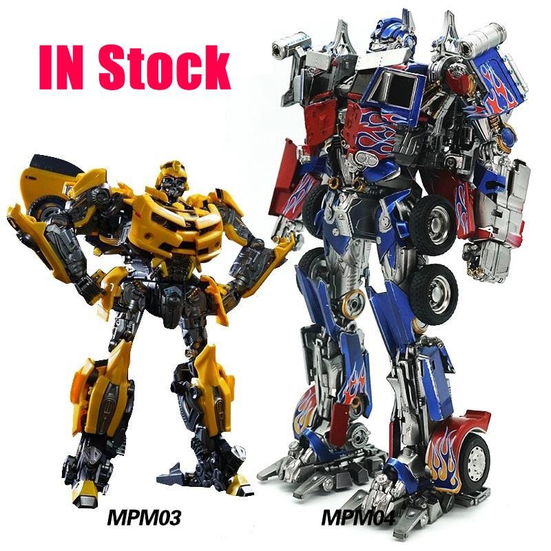 TF5 Transformation OP Commander LT01 MPM03 MPM-03 Alloy LT02 MPM04 mpm-04 Collection Action Figure Robot Toys Legendary Toy чайник mpm mcz 74m