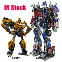 TF5 Transformation OP Commander LT01 MPM03 MPM 03 Alloy LT02 MPM04 mpm 04 Collection Action Figure Robot Toys Legendary Toy
