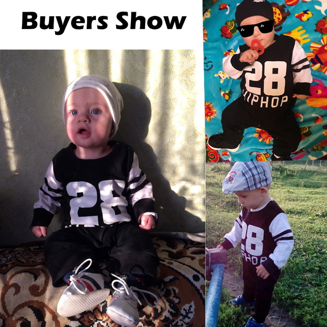 Trendy Hip-Hop Costume for Baby Boy N Girl | Autumn 2017 Collections
