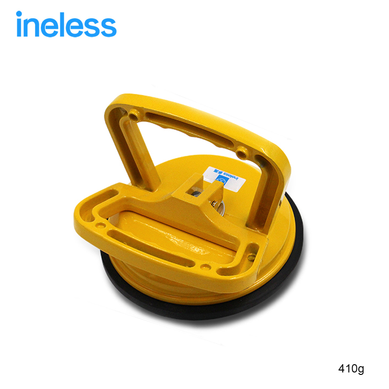 50kg Aluminum Alloy Dent Repair Puller Lifter Screen Open Tool Suction Cup Dent Remover Puller Glass For Duty Suck Tools