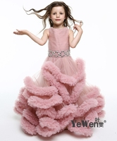 long graduation dresses Turkey Turkish Evening Dresses Gowns Kids Pregnant Infant Party Girls Dress clothes for girls 12 years