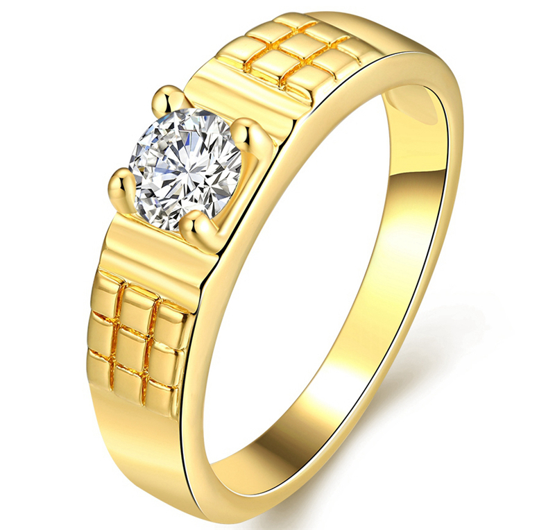 Buy men latest gold finger ring designs and get free shipping on ...
