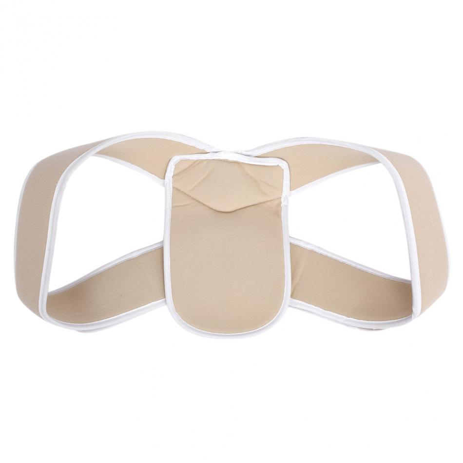 Yosoo Adjustable Posture Corrector Belt to Correct Upper Body Posture Provides Support to Shoulder and Back to Prevent Humpback and Curvature of the Spine 16
