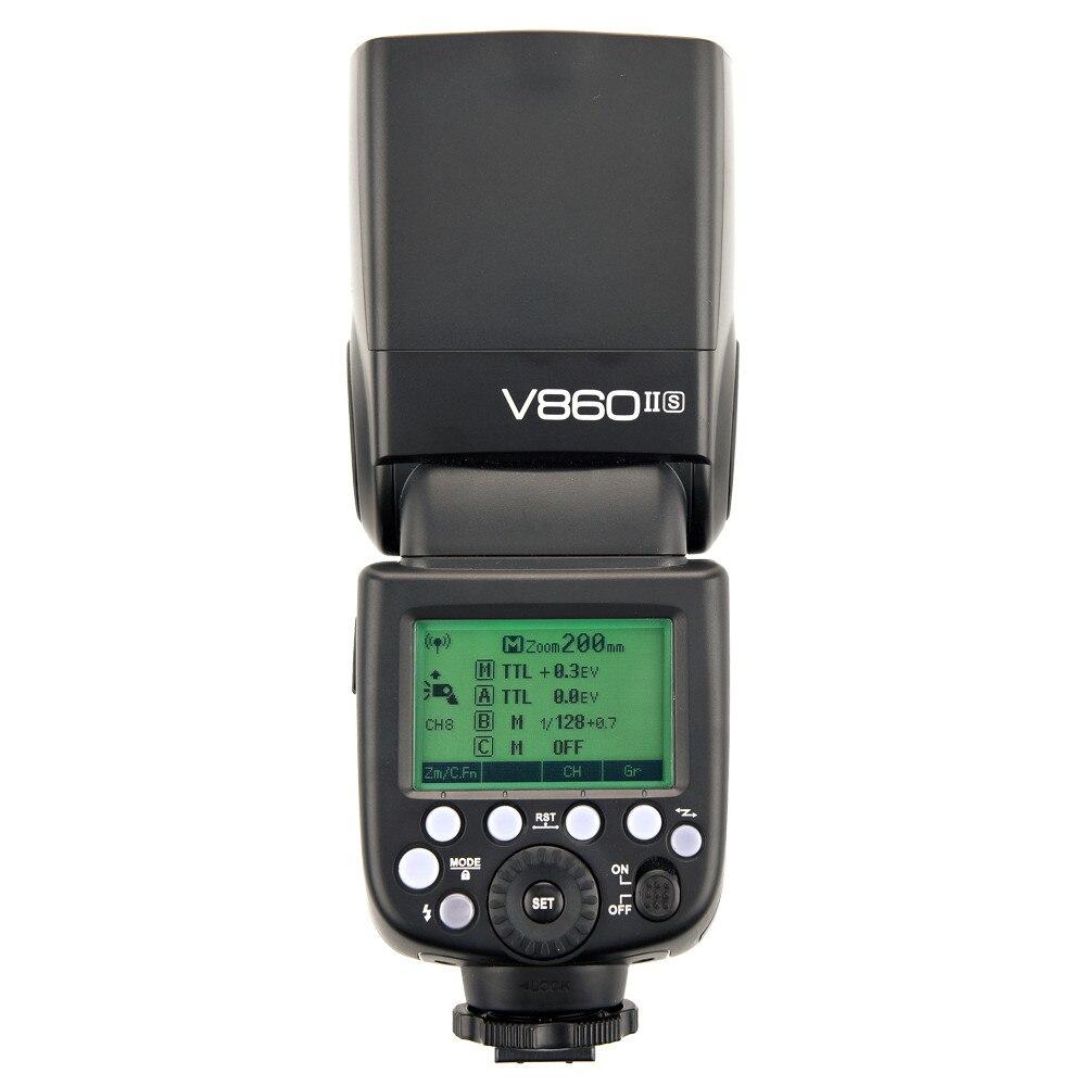 Godox V860II-C / V860II-N / V860II-S KIT TTL Kamera Flash 2.4G Simsiz - Kamera və foto - Fotoqrafiya 6