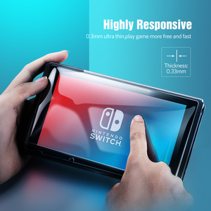Image 4 - Ugreen Protector For Nintend Switch Lite Protection Glass NS Accessories For Nintendoswitch Nintendo Switch Screen Protector