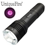 Uniquefire UF-1506 ir 940nm led 손전등 적외선 조명 전구 20mm 볼록 렌즈 줌 야간 투시경