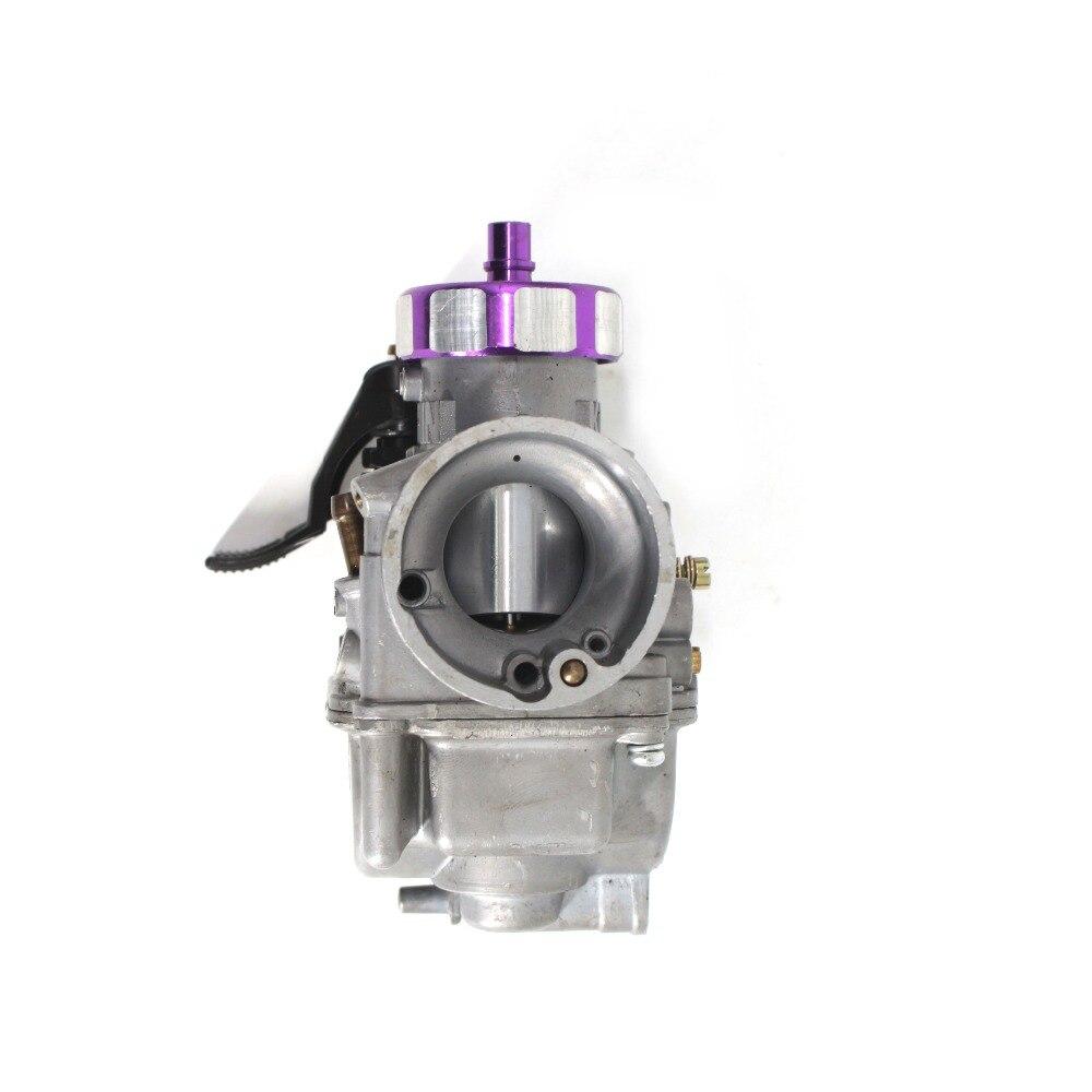 Carburateur, KEIHIN, universel, 26mm, course, pièces, pour, moto, scooter, tuning, mise à niveau - 2