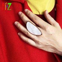 Новые великолепные кольца из смолы fj4z для женщин дизайнерские