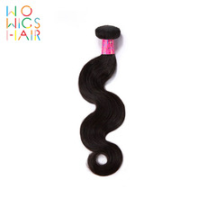 WoWigs Hair Boody Wave Indian Remy Hair 100% Human Hair Weaving 1/3/4 PCS Free Shipping Natural Color все цены