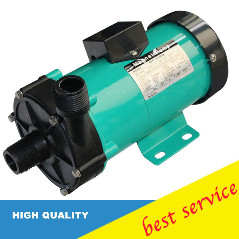 MP-55RZ Magnetic Drive Food Grade Pump Corrosion Resistance Chemical liquid transfer