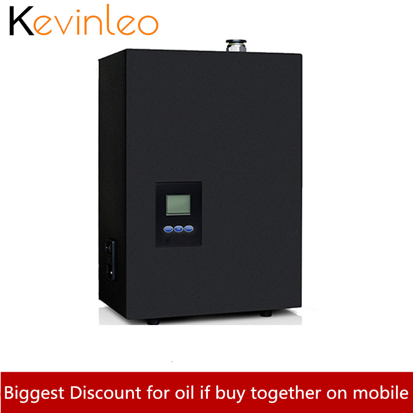 Fragrance Machine Scented Diffuser HVAC 2000m3 Aroma Scent Unit Diffuser 500ml Air Purifier For Office Lobby 5 000m3 aroma machine 500ml cartridge 200v fragrance machine scent unit dispenser aroma system 1 year warranty