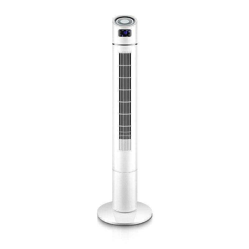 Ventilateur de plancher électrique portatif de ménage ventilateur de refroidissement économiseur d'énergie pour le bureau silencieux ventilateur de tour de refroidissement à eau douce sans feuilles