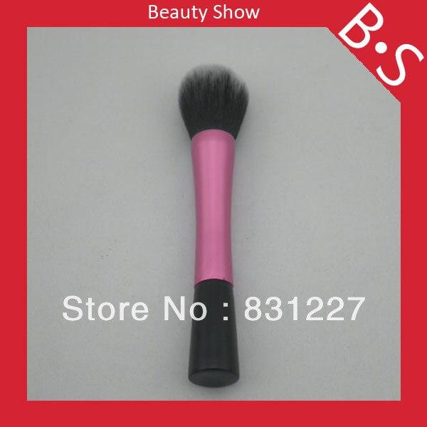 Επαγγελματική επίπεδη βούρτσα ροζ - Μακιγιάζ - Φωτογραφία 5