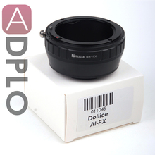 Dollice 2016  Lens Adapter Ring Suit For /nikon to /fujifilm X Camera