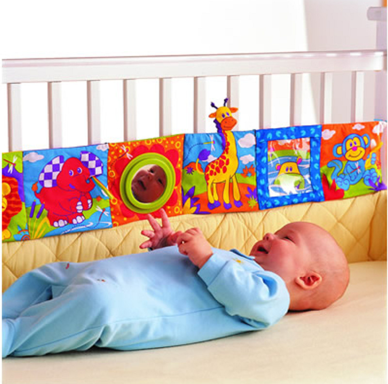 Baby Cloth Book Baby Toys 0-12 Months Brinquedos Para Bebe Cartoon Bebek Oyuncak Educational Toys Baby