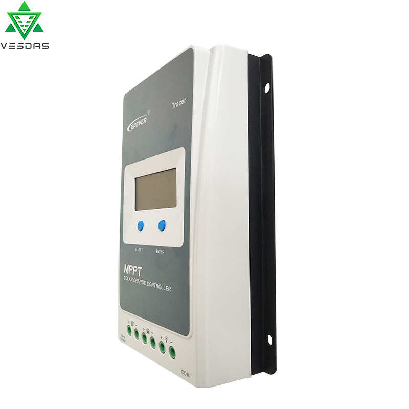 MPPT 40A/30A/20A/10A for 12V 24V Auto Battery Charger Regulator Solar cells Panel Solar Charge Controller