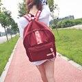 Горячая продажа 2017 новый Harajuku ulzzang милые старинные любовное письмо рюкзак мужской опрятный стиль школьный женщины путешествия плечо мешок