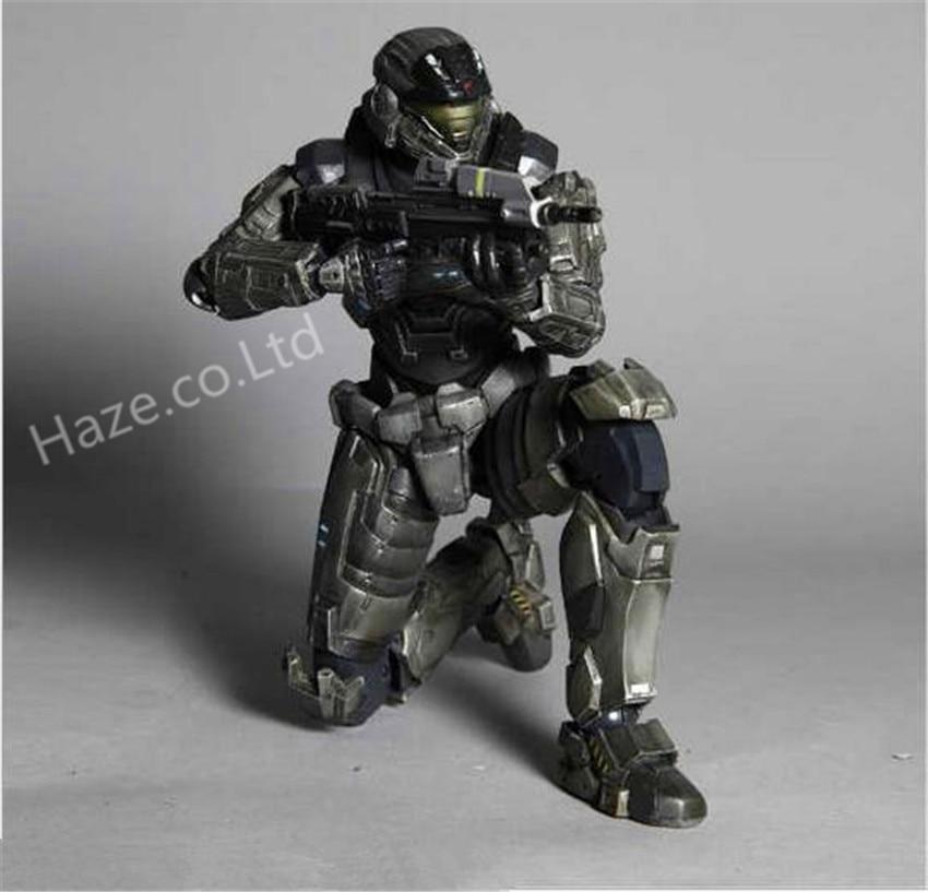 Square Enix PLAY ARTS Kai Halo Reach no.1 Noble SIX Figure