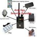 Mejor 1 MHz-8000 MHz inalámbrico de Detector de señal de la onda de Radio WiFi Bug Detector de cámara de gama completa de Detector RF g318