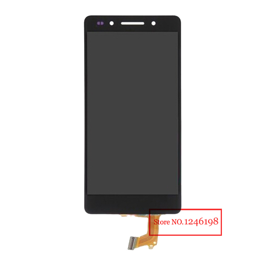TOP Quality Full LCD Display Touch Screen Digitizer Assembly For Huawei Honor 7 Replacement Repair Parts Free shipping