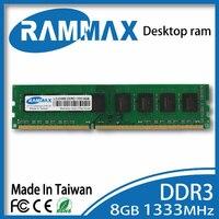 Новый Герметичный Desktop DDR3 оперативной памяти 8 ГБ LO-DIMM1333Mhz PC3-10600 памяти Высокое совместим со всеми материнскими платами ПК Бесплатная достав...