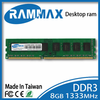 Brand New Sealed Desktop DDR3 Ram 8GB LO DIMM1333Mhz PC3 10600 Memory High Compatible With All