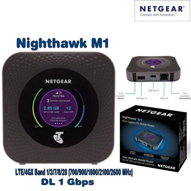 Lot of 10pcs Netgear Nighthawk M1 MR1100 4GX Gigabit LTE