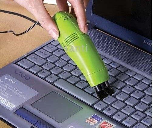 Mini Vacuum Cleaner USB Keyboard Cleaner
