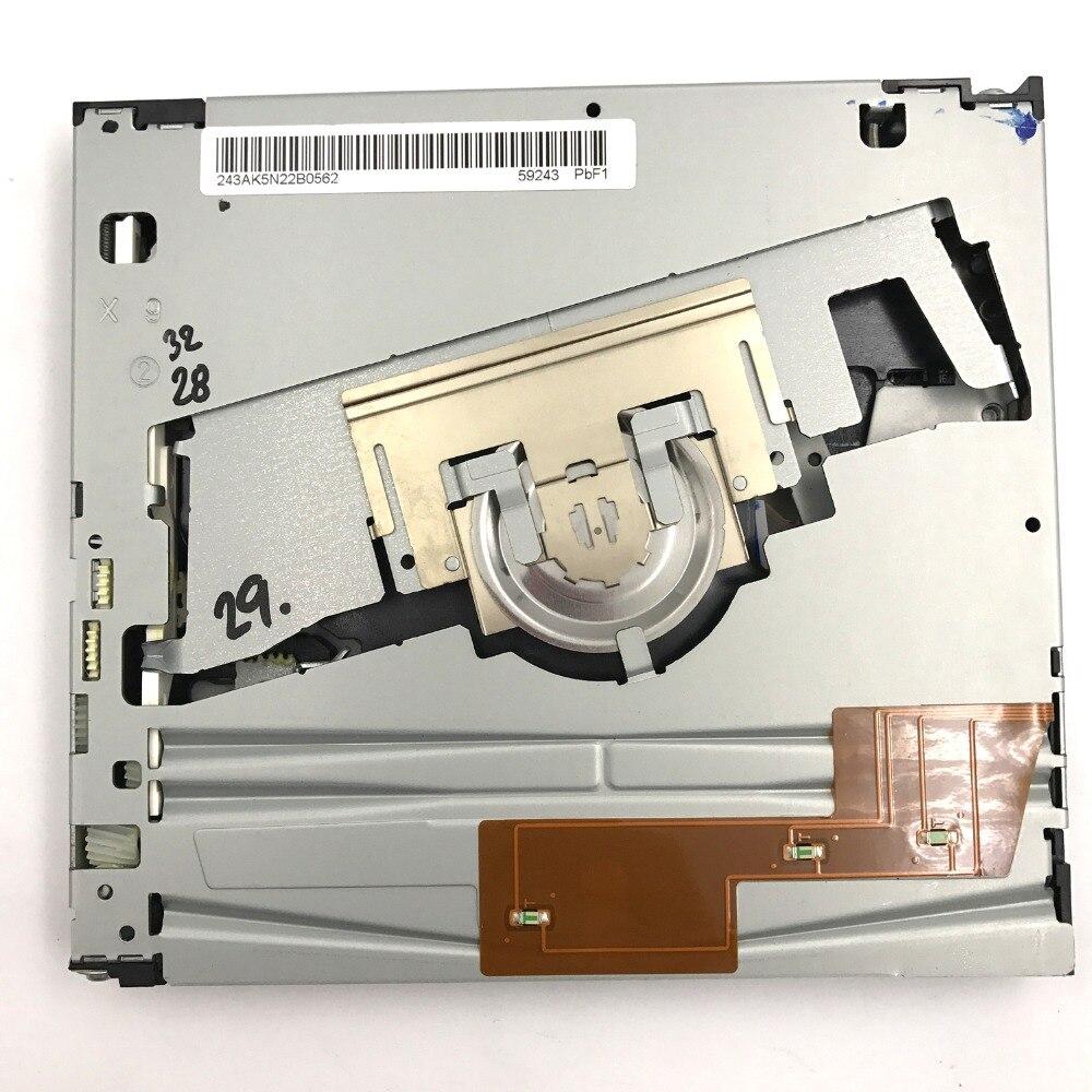 Original nouveau RAE3050 RAE3051 RAE3052 RAE-3050 RAE-3051 RAE-3052 DVD lentille laser avec mécanisme pour VW voiture vidéo aystem