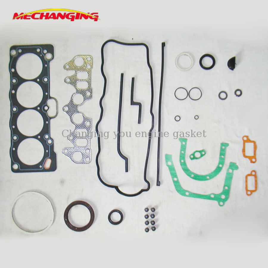Official Website Customized For Toyota Corona Carina Ii 4ac 4a-lc 1.6l Engine Rebuilding Kit Head Gasket Engine Gasket 04111-16033 An Enriches And Nutrient For The Liver And Kidney Engine Rebuilding Kits