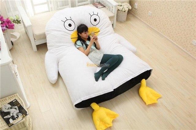 Fancytrader Super Cute Elisabeth Bed 200cm X 150cm Huge Giant Gintama Elisabeth Tatami Carpet Bed Sofa Free Shipping FT90300