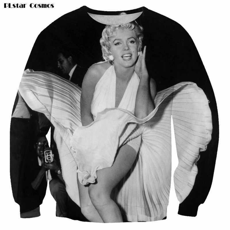 2017 модная Женская толстовка с 3d принтом Женская толстовка принцессы с капюшоном Повседневная Толстовка Топ пуловер Прямая поставка плюс размер 5XL