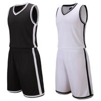 Throwback Cheap Basketball Uniforms Sportswear Training Sets Clothes Sleeveless Throwback