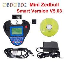 Newest Smart Mini ZedBull V508 Key Programmer Mini Zed Bull No Tokens Limited Zed-Bull Key Transponder Clone Machine Free Ship