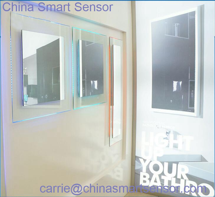 Smart Bathroom Mirror
