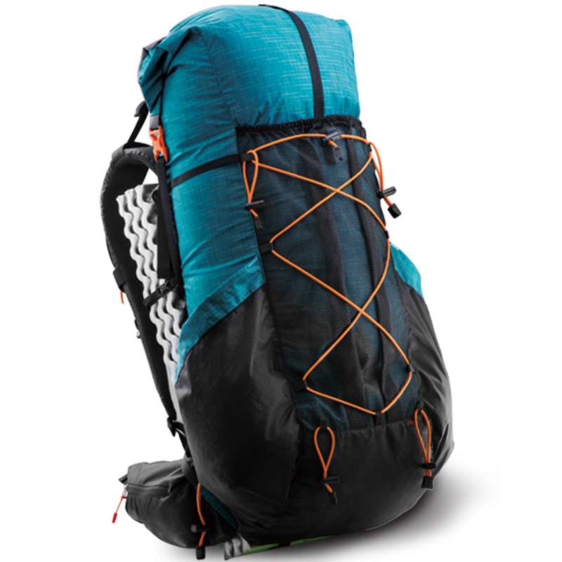 e16f8ad39 3F UL Gear Lightweight Backpack Trekking Rucksacks 40+16L