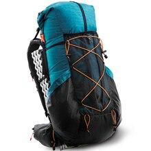 3F UL gear водостойкий походный рюкзак легкий походный рюкзак для путешествий Альпинизм альпинистские Рюкзаки 40 + 16L