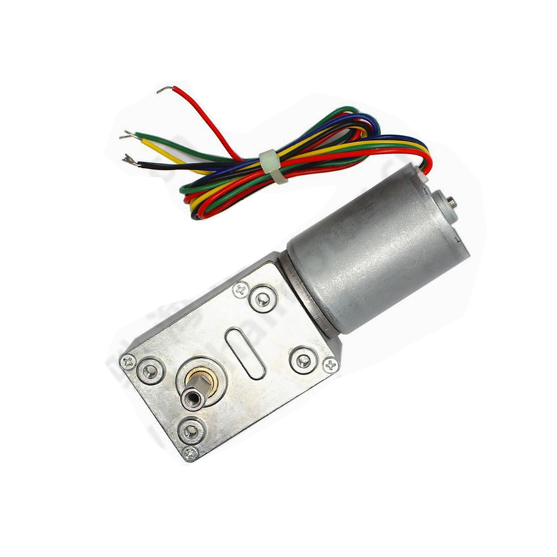 GW4632-BLDC2838 worm gear brushless gear motor / square gear high torqueGW4632-BLDC2838 worm gear brushless gear motor / square gear high torque