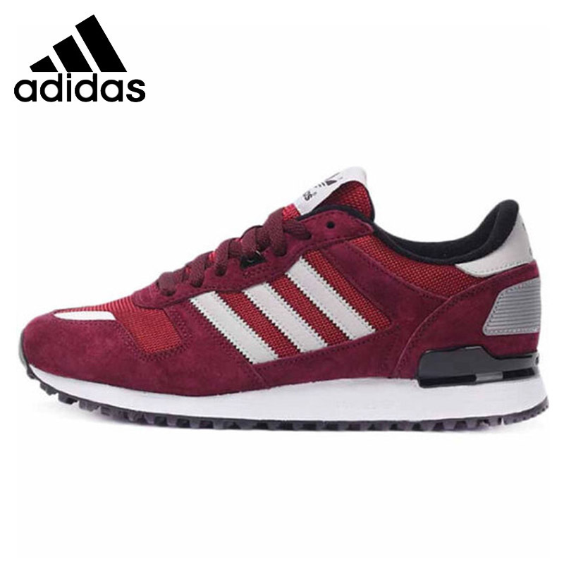 ADIDAS Original New Arrival ZX Mens Running Shoes Stability Outdoor Comfortable Sneakers For Men #S79184 adidas original new arrival mens basketball shoes waterproof comfortable anti slip outdoor sport sneakers for men aq1361 aq1362