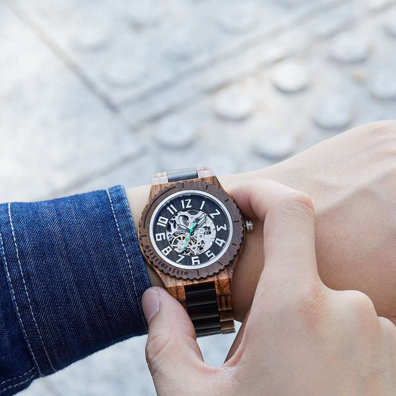 Wood Watch  Quartz Watches   Wooden   Wooden Watch  Men3F6A3130
