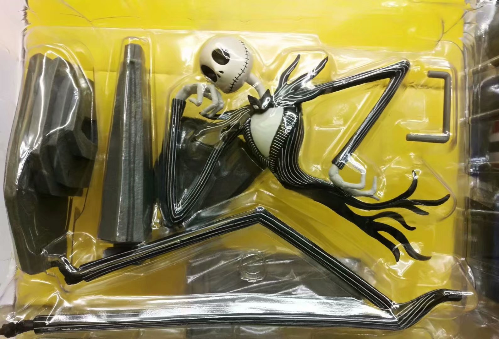Image 5 - The Nightmare Before Christmas Jack Skellington 25th Years Model Figure Toys-in Action & Toy Figures from Toys & Hobbies