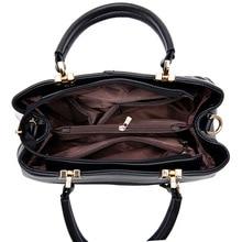 YONGBONG Famous Design Handbags Female Fashion Black White Patchwork Tote Ladies Bolsas High Artificial Leather Office Bag