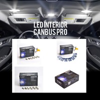 14PCS High power 4014 SMD FUll CAR led interior light kit For Lincoln MKX (2007 20XX ) with install tools