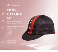 Santic Männer Radfahren Caps Sommer Herbst Sport Radfahren Außen MTB Rennrad Kopf Tragen Hüte Freie Größe Radfahren Clothings M7C09060