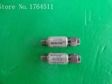 [БЕЛЛА] NARDA 4772-3 Dc-6 Ггц Атт: 3dB P: 2 Вт SMA коаксиальный аттенюатор исправлен-5 ШТ./ЛОТ