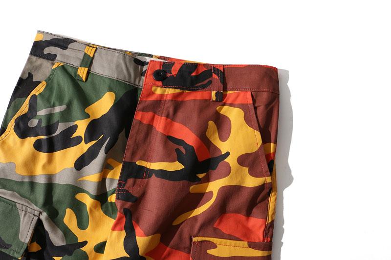 Two-Tone Camo Pants 4