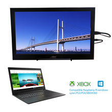 Newest  Portable Gaming Monitor, 10.1 Inch 2K Resolution IPS  Display With Dual Hdmi Input,USB Powered for XBOX ONE S, XBOX ONE,