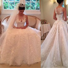 srui sker Amazing Ball Gown Wedding Dress Sleeveless