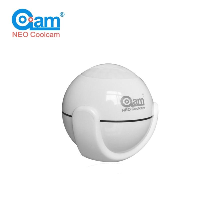 imágenes para NEO COOLCAM NAS-PD01Z z-wave Sensor de Movimiento PIR Detector de Movimiento Del Sistema de Alarma Domótica Alarma